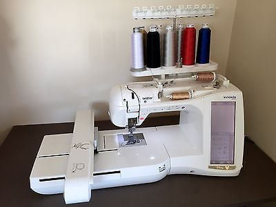 Brother Innovis 4000d Embroidery Sewing Huge Bundle View More On