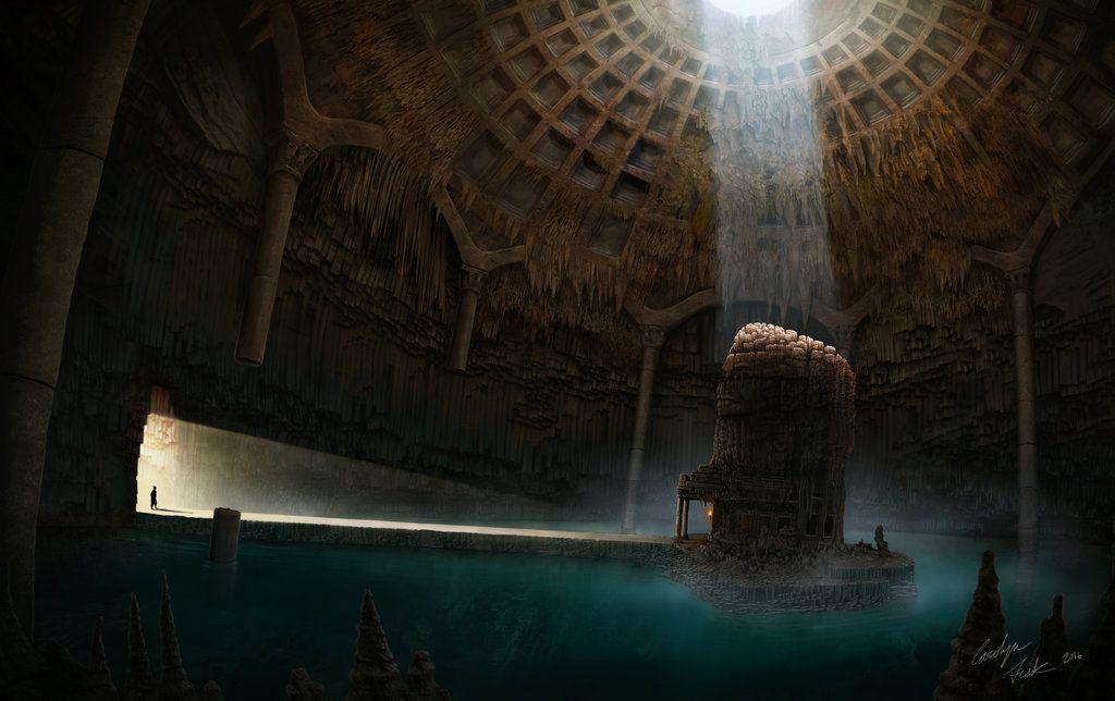 44+ Underground temple information