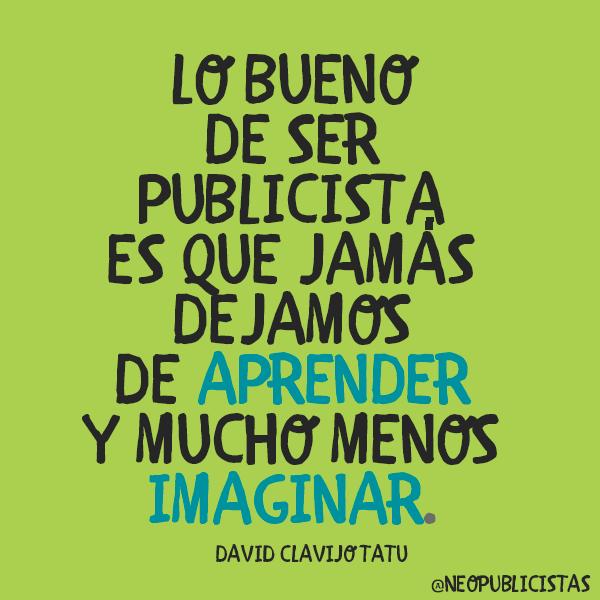 Publicidad Diseño Creatividad Inspiración Frases Quotes
