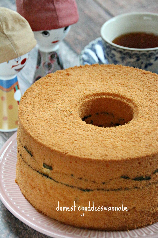 Hokkaido Milk Matcha Chiffon Cake  Receta  Pastel de zanahoria