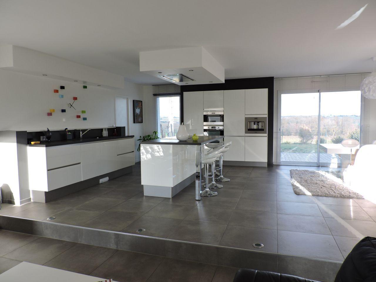 maison plain pied du cot de toulouse par sjjv sur cuisines pinterest. Black Bedroom Furniture Sets. Home Design Ideas