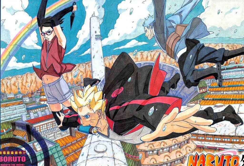 Pin By Erika Cano On Naruto Naruto Gaiden Mitsuki Naruto Anime Naruto