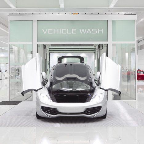 Mclaren Center By Foster Partners Mclaren New Mclaren Expensive Sports Cars