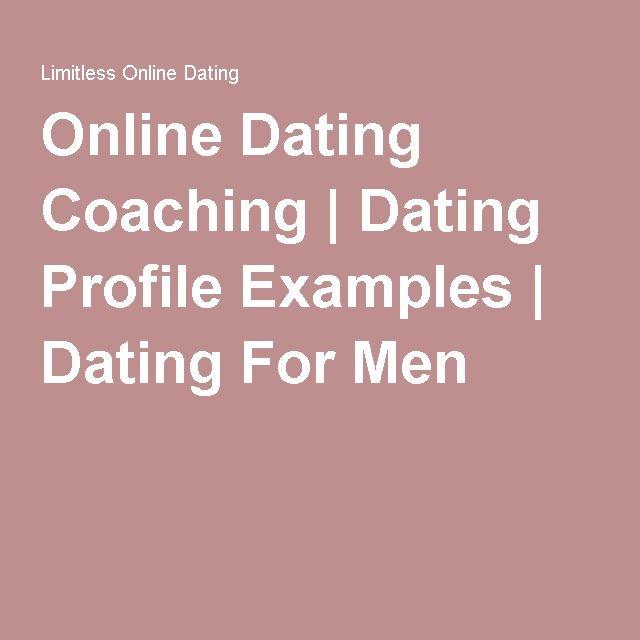 online dating training