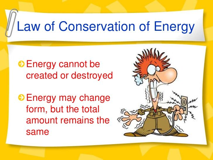 Law of Conservation of Energy Lesson Plan 22 3rd6th Grades – Law of Conservation of Energy Worksheet