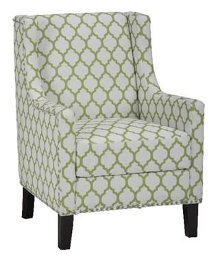 Jeanie Polyester Accent Chair