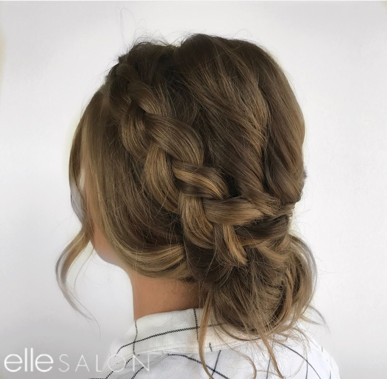 Goddess Updo by alexisellesalon Our Glam Dous