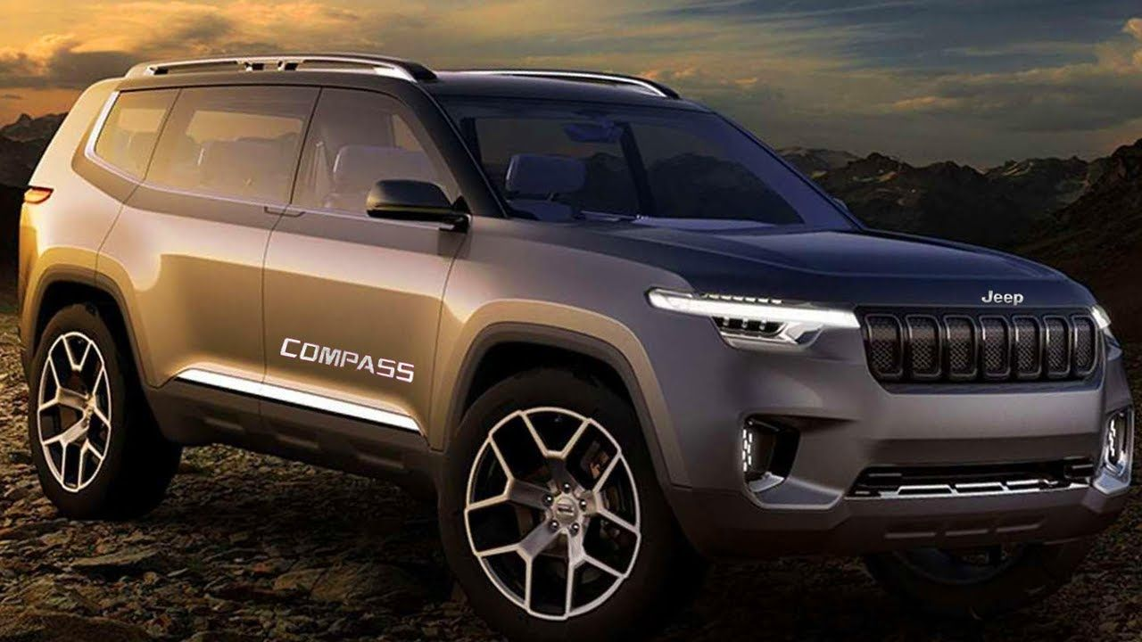 New Upcoming 2020 Jeep Compass V2 O Next Generation Premium Suv