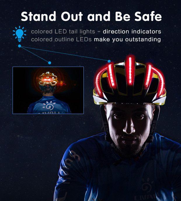 Mola: LIVALL Bling Helmet, el primer casco inteligente del mundo