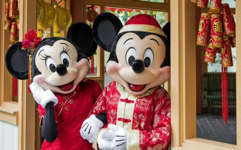 Disneyland Resort to celebrate Chinese New Year across