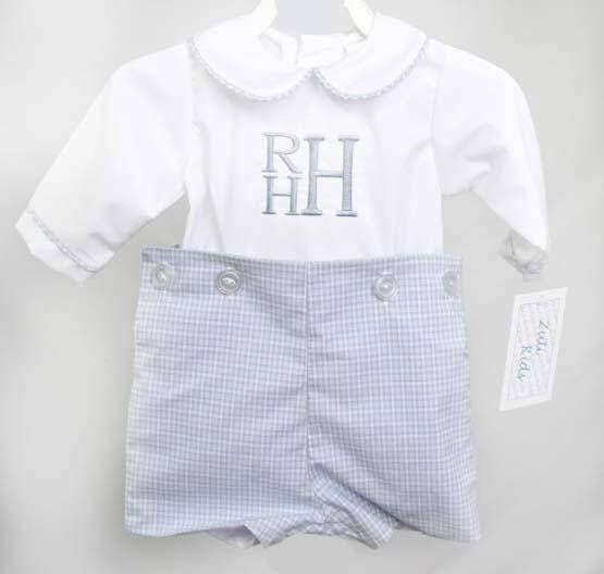 720ddfb2b17cf Baby Boy Wedding Outfit - Linen Shortall for Boys - Toddler Boy ...