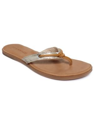 a599193131d6a8 Sperry Top-Sider Women s Calla Flip Flops Women s Shoes (886129619749)  Crafted in premium