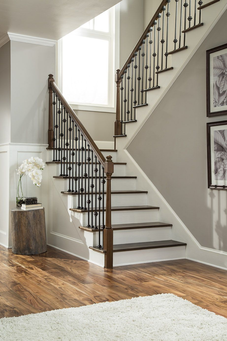 Best Pin By Crown Heritage Stairs On Iron Balusters With 400 x 300