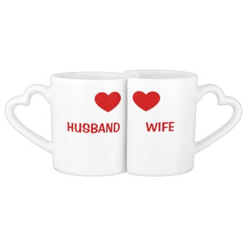 Husband And Wife With Red Heart Silhouette Lovers Mug Set => http://www.zazzle.com/husband_and_wife_with_red_heart_silhouette_photousaloversmug-256512527060306465?CMPN=addthis&lang=en&rf=238590879371532555&tc=pinHTMOZPHusbandWife