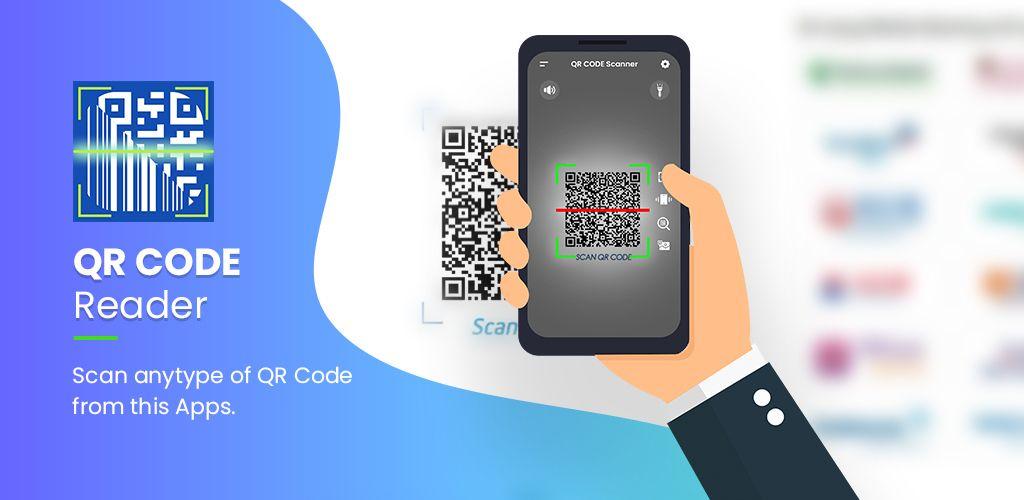 Best Qr Code Reader Application Coding Scanner App App