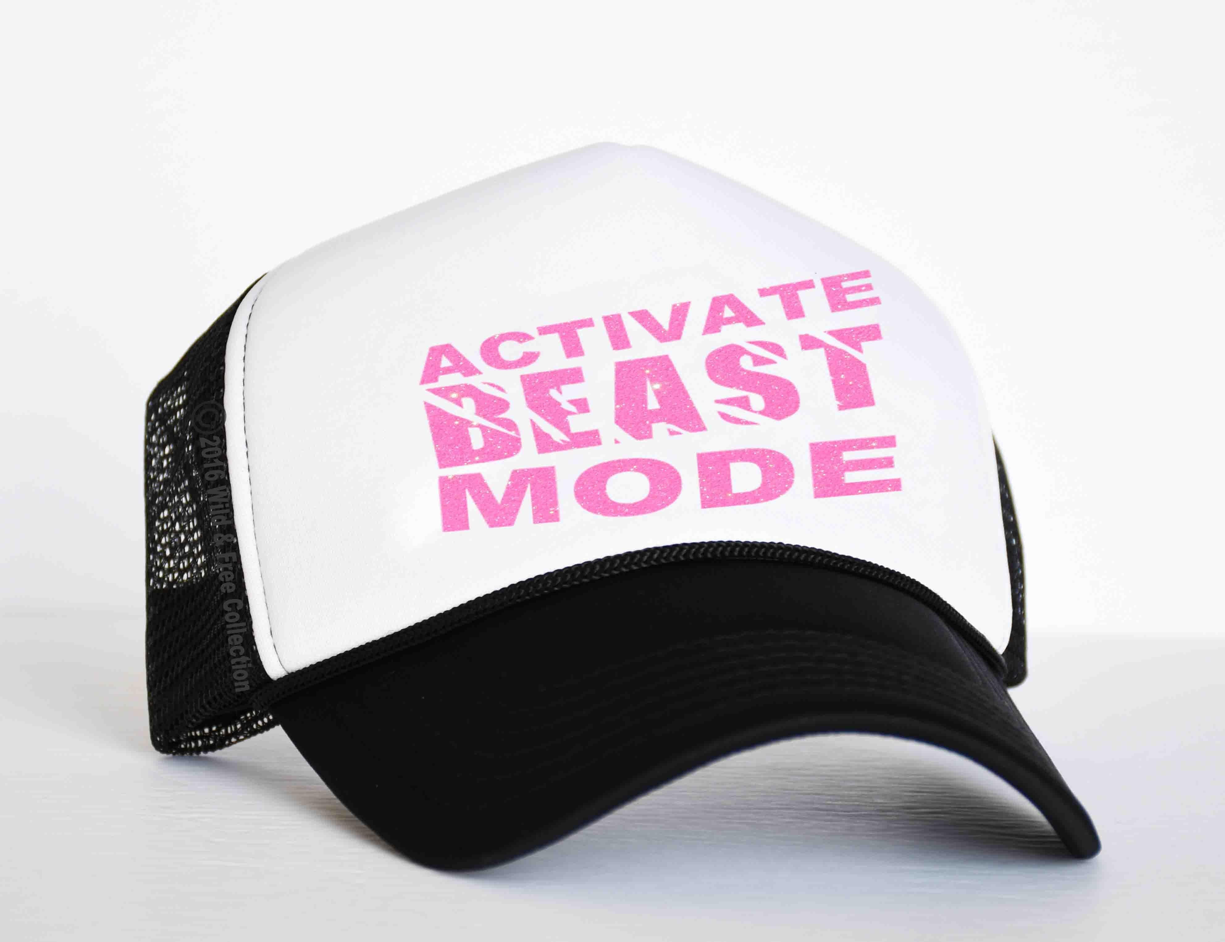 Activate Beast Mode Trucker Hat  d9f6c86c2e7a