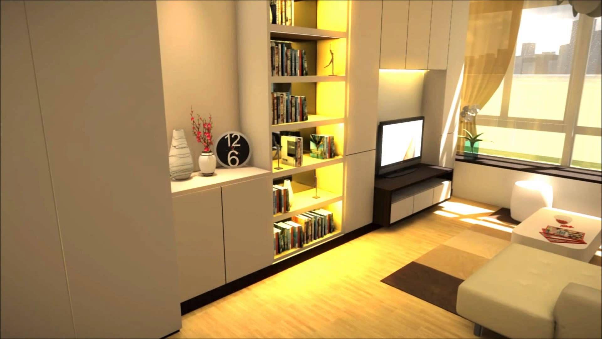 studio unit interior design | Home Ideas | Pinterest | Condos ...