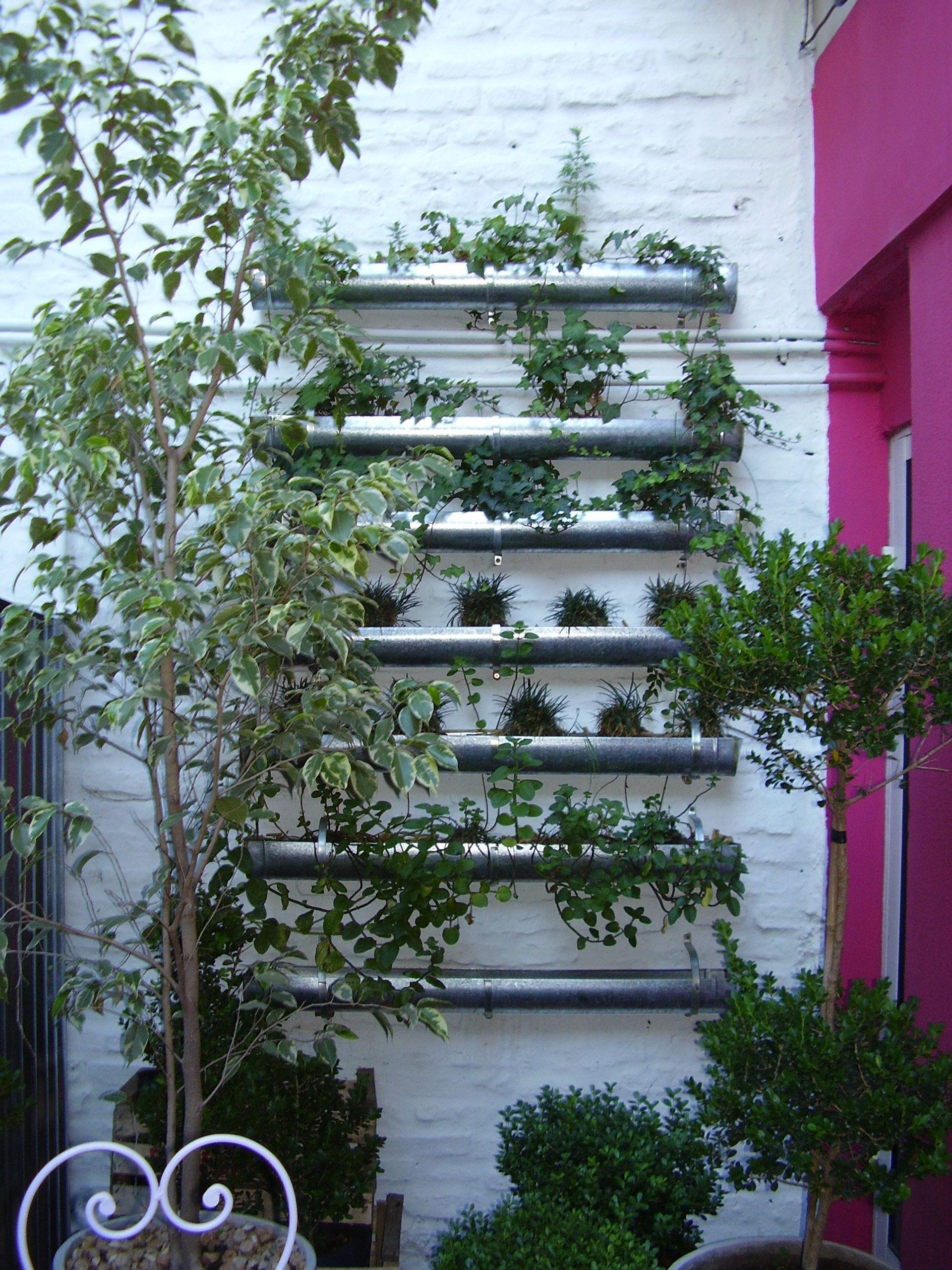 Encantador Jardin En Terraza Pequeña Colección de Imágenes - Ideas ...
