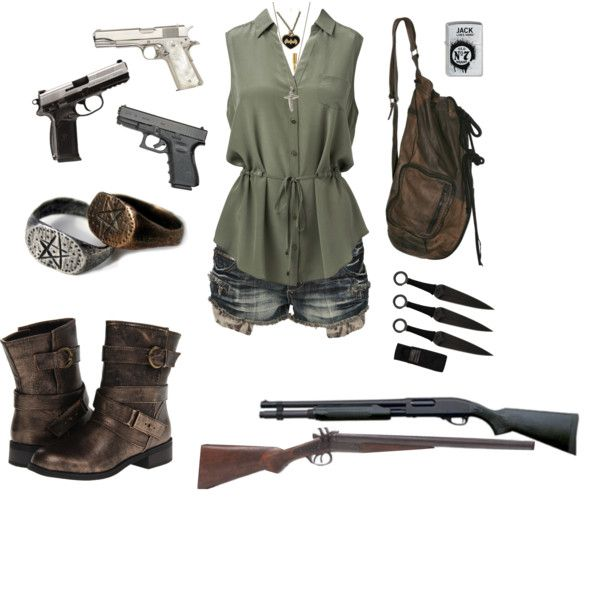 """""""Mary Winchester"""" by foxyfox5512 on Polyvore"""