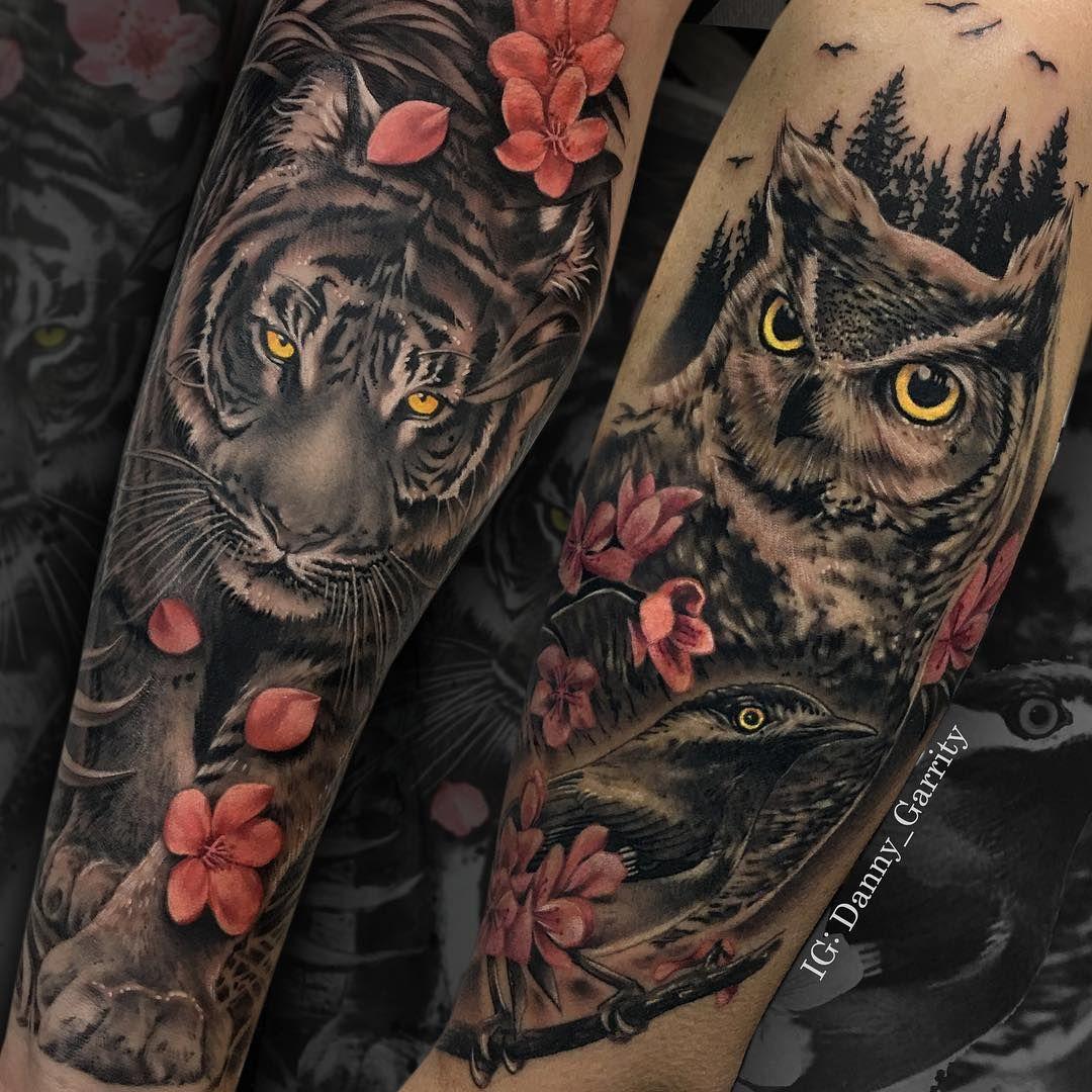 """@dannygarritytattoo on Instagram: """"His & hers matching tattoos for my parents ?? #tatt #tattoo #tattooist #tattoostudio #tattooparlour #studio #art #artwork #cheyenne # bolton…"""""""