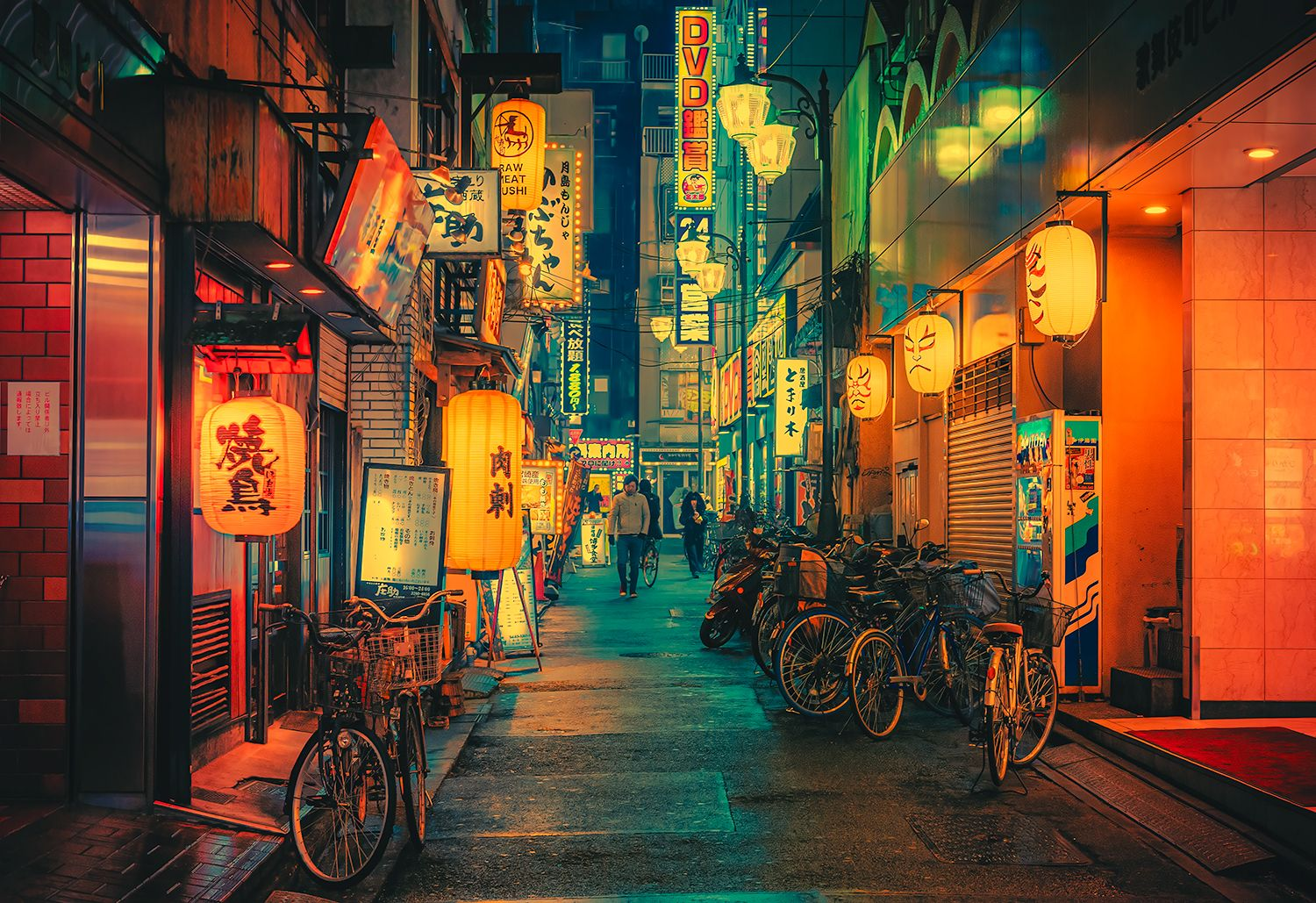 road of gold iv city aesthetic japanese buildings
