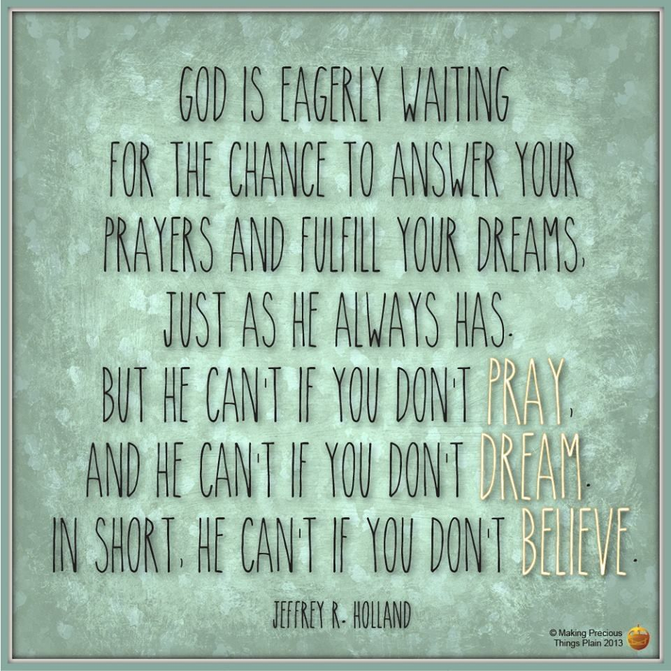 Quotes About Waiting On God God Is Eagerly Waiting For The Chance To Answer Your Prayers