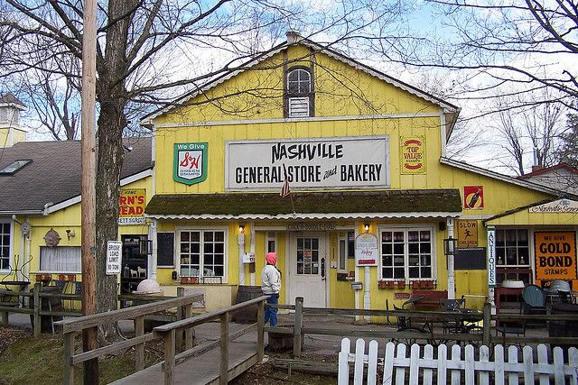 Nashville General Store Bakery Favorite Places Spaces