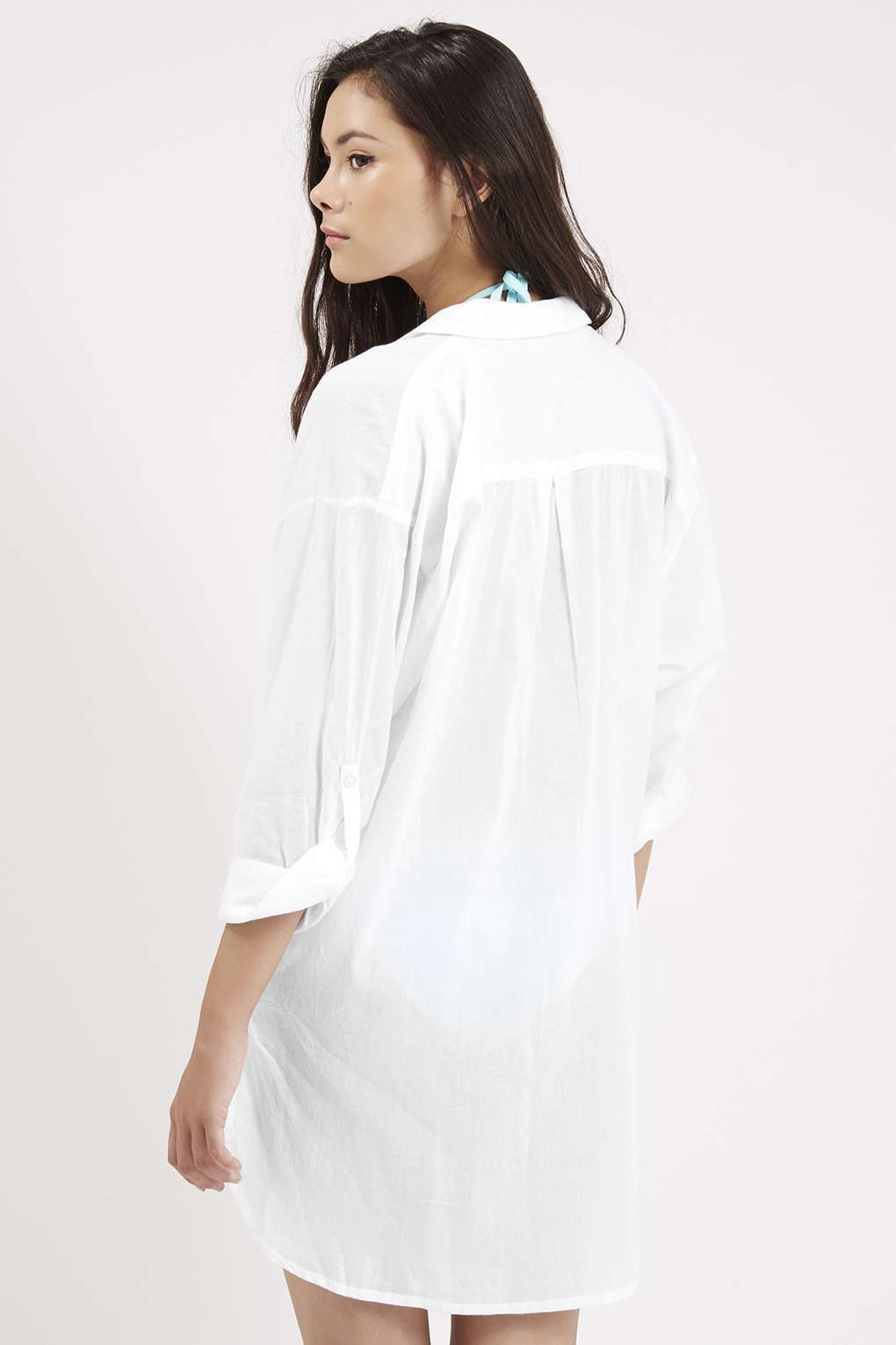 fbb4664ef1ce5 Oversized Beach Shirt - Topshop | Clothes, Shoes and All Things ...