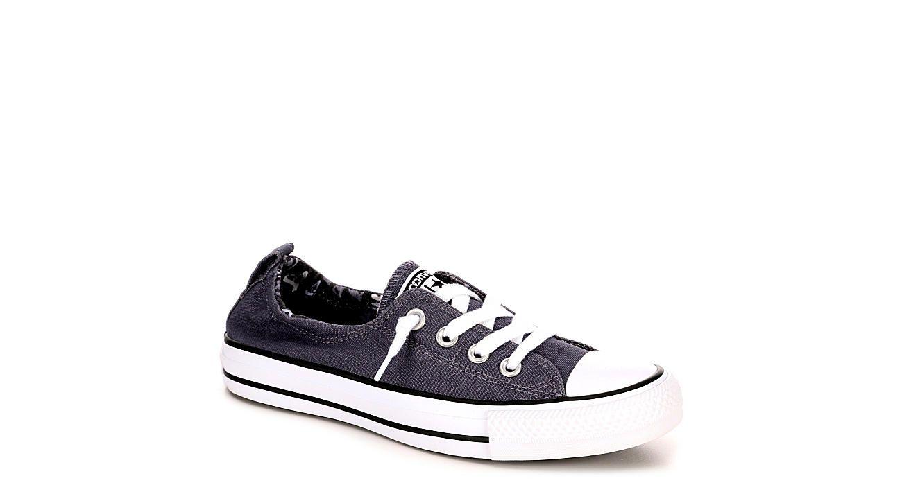 Grey Converse Womens Shoreline Athletic Rack Room Shoes Grey
