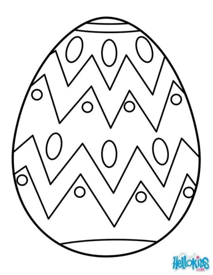 Excellent Picture Of Easter Egg Coloring Page 8211 Peeps Coloring Page En 2020 Pascua Para Colorear Huevos De Pascua Dibujos De Pascua