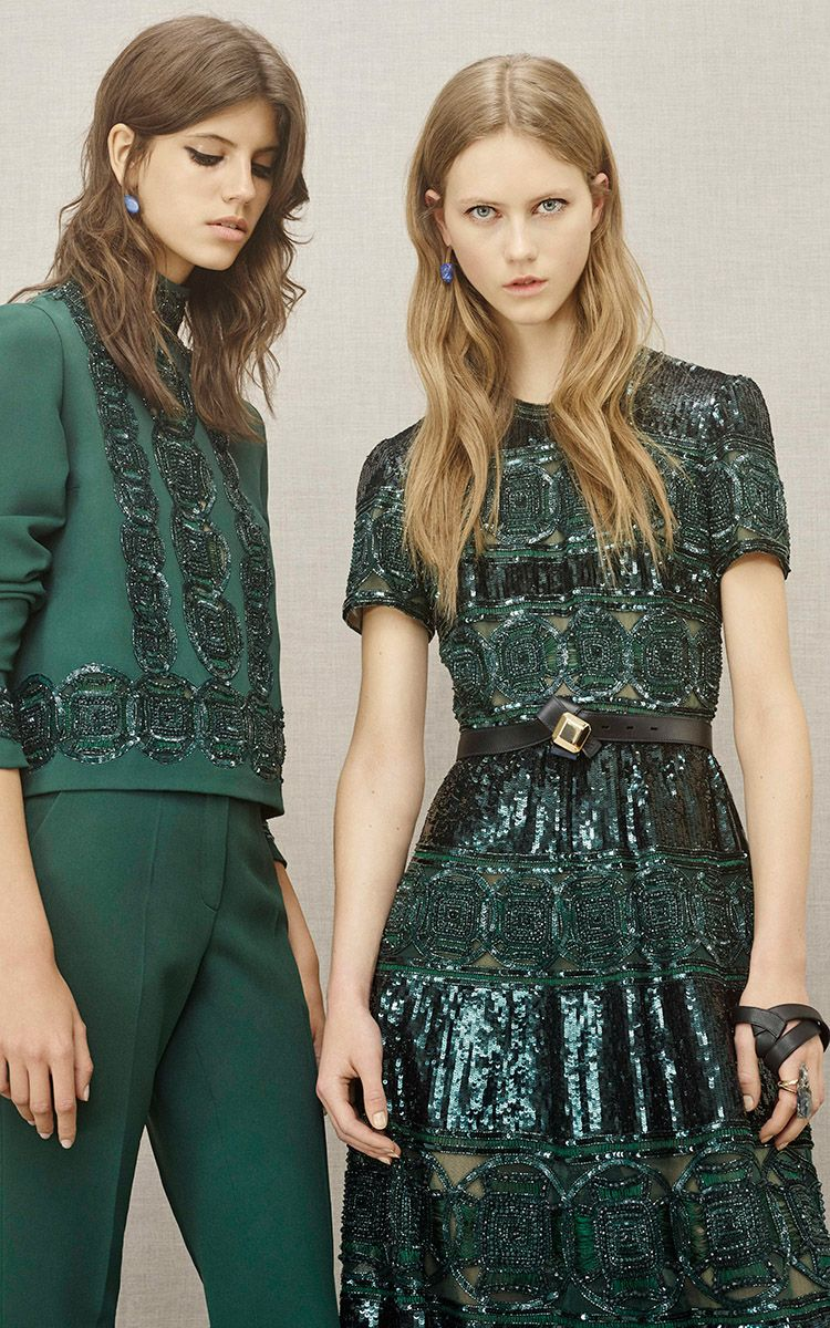 Elie Saab Pre-Fall 2016 - Preorder now on Moda Operandi