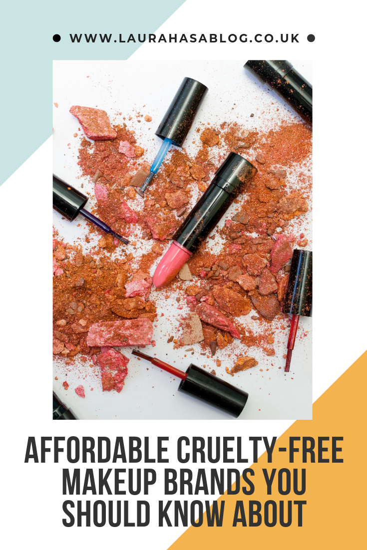 Affordable CrueltyFree MakeUp Brands You Should Know
