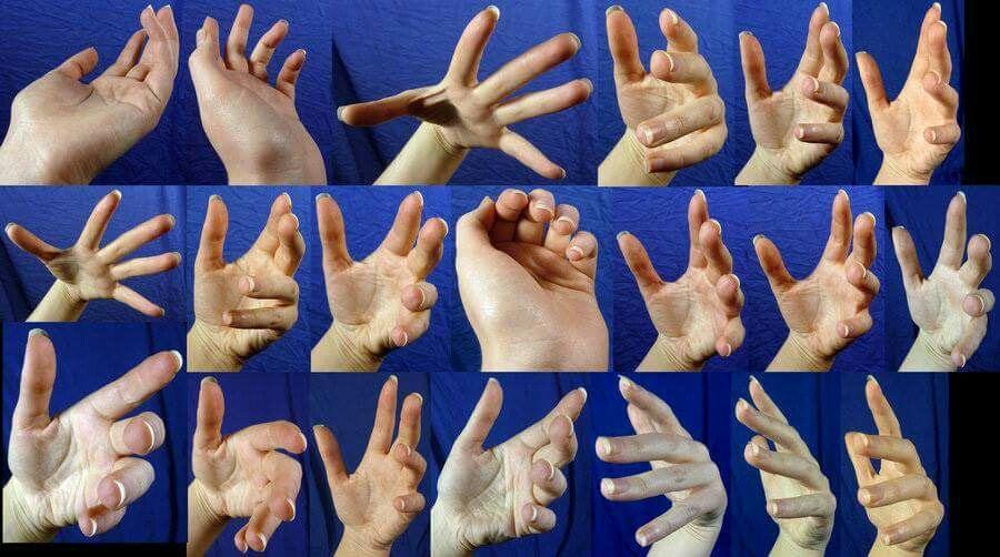 Main // Hand