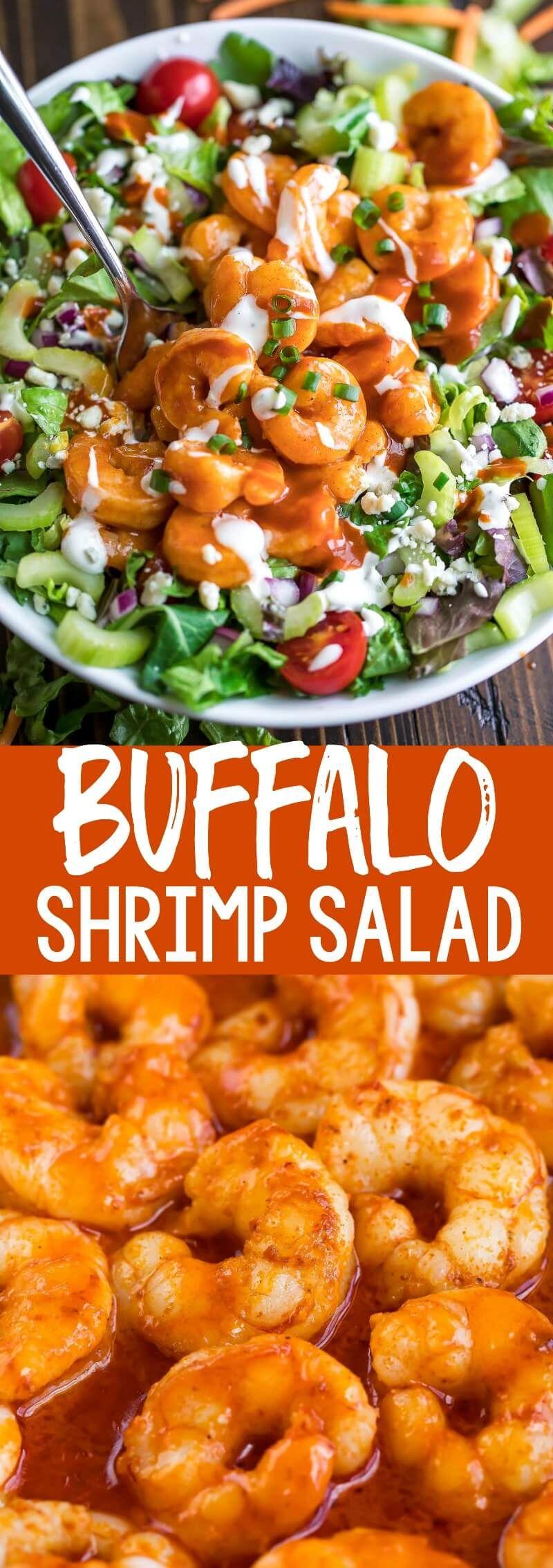 Shrimp Salad Recipe With Peas