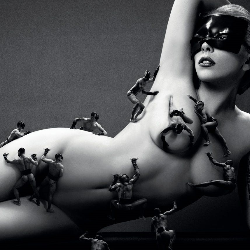 lady gaga full frontal nude pics