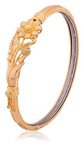 Senco Gold 22k Yellow Gold Bangle Jewelry In 2019 Gold Bangles