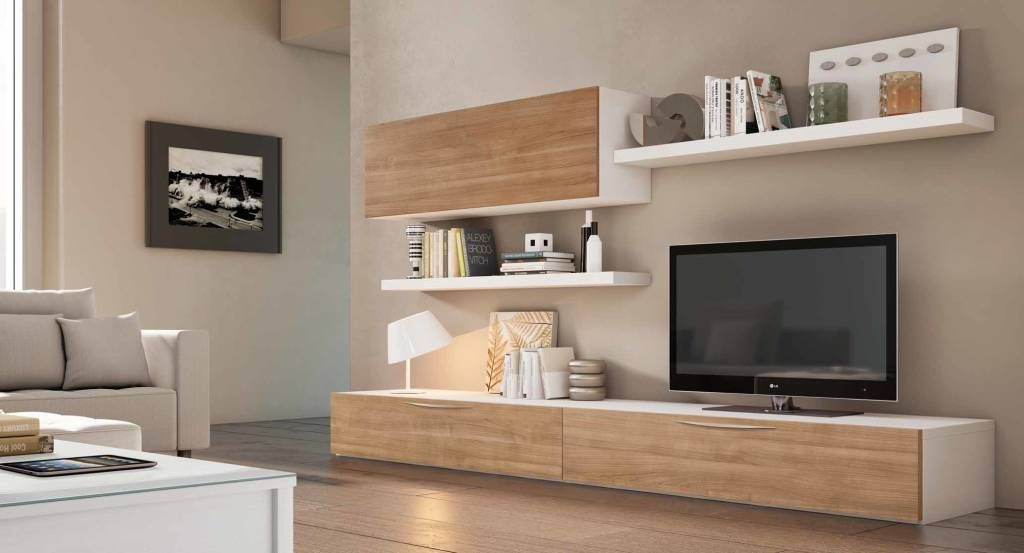 Salas de estar por crea y decora muebles | Salón | Muebles salon ...