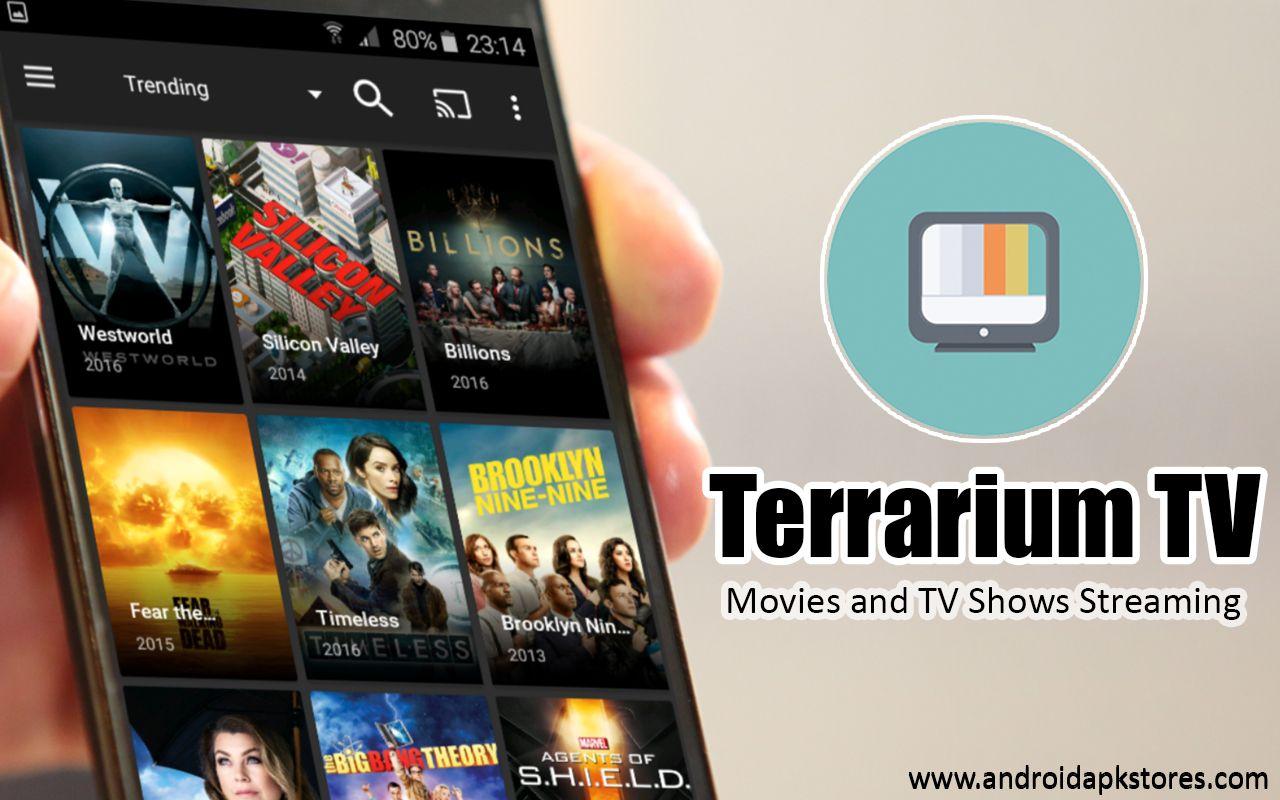 Terrarium TV Apk For Android Free Download | Terrarium TV