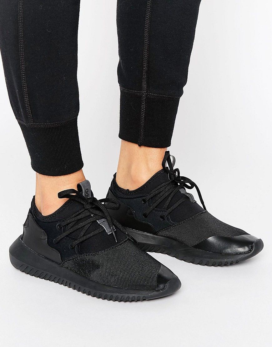 71e25508e2f35 adidas Tubular Entrap  Triple Black  (via ASOS)