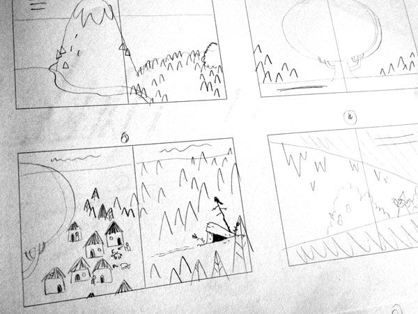 How to Make a Picture Book Dummy, for Dummies Storyboard - what is storyboard