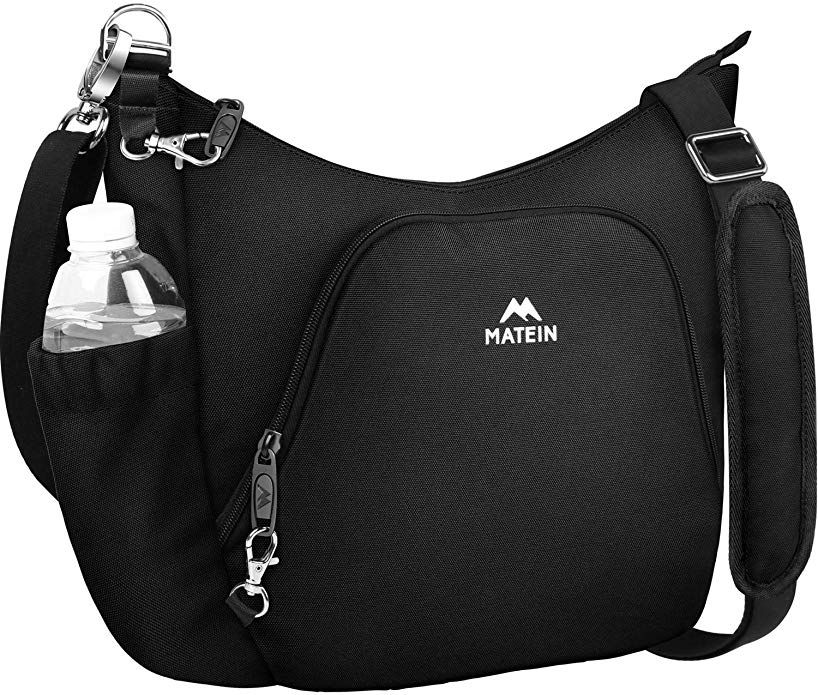 Link goes to amazon. Anti Theft Crossbody Bag for Women, Rfid International Trav…
