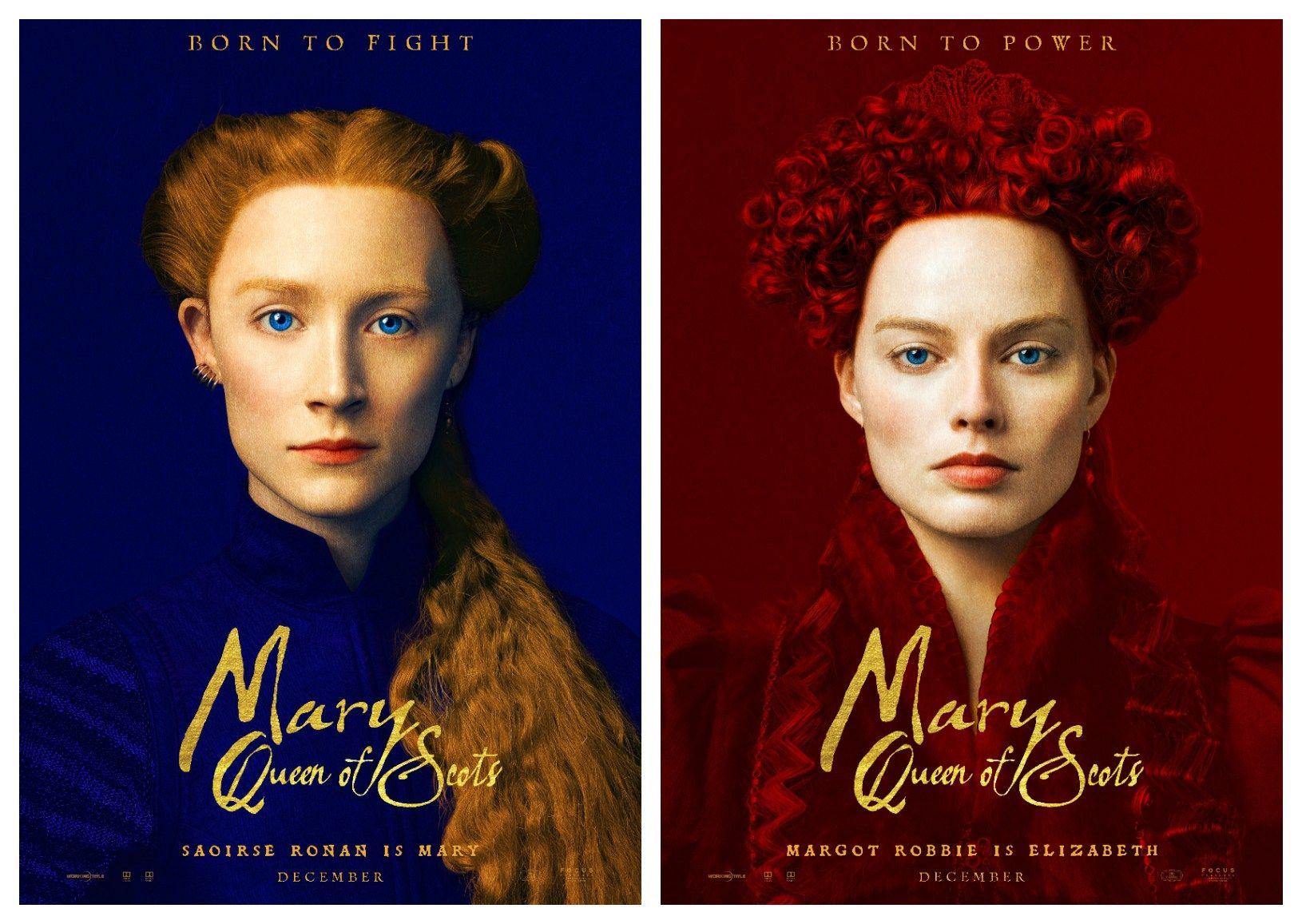 Mary, Queen of Scots | Mary queen of scots, Margot robbie, Elizabeth i
