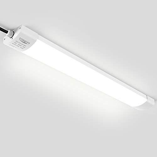 LED Feuchtraumlampe Deckenleuchte Wannenleuchte Röhre Keller Garage Lampe IP65
