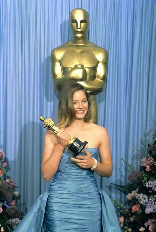 """Jodie Foster. Ayer, Hoy y Siempre: JODIE FOSTER. Oscar, Mejor Actriz por """"The Accused"""" 1989"""