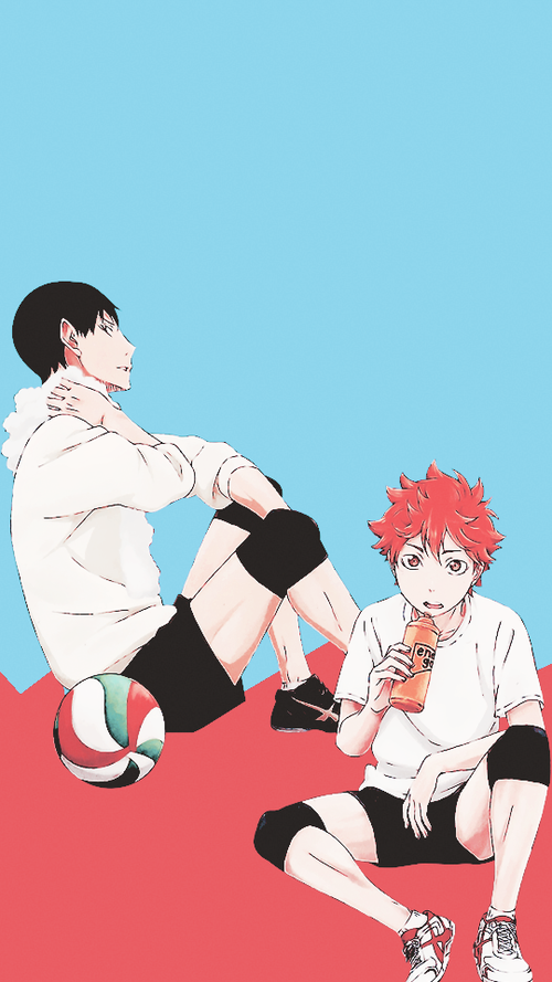 Image about manga in HAIKYUU ! by 🦊 on We Heart It