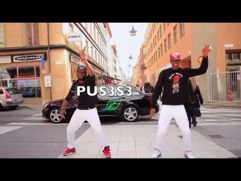Ramz Nic Ft. 4x4 - PUS3S3 (Dance Video by @TagoeTime & @Gee) - YouTube