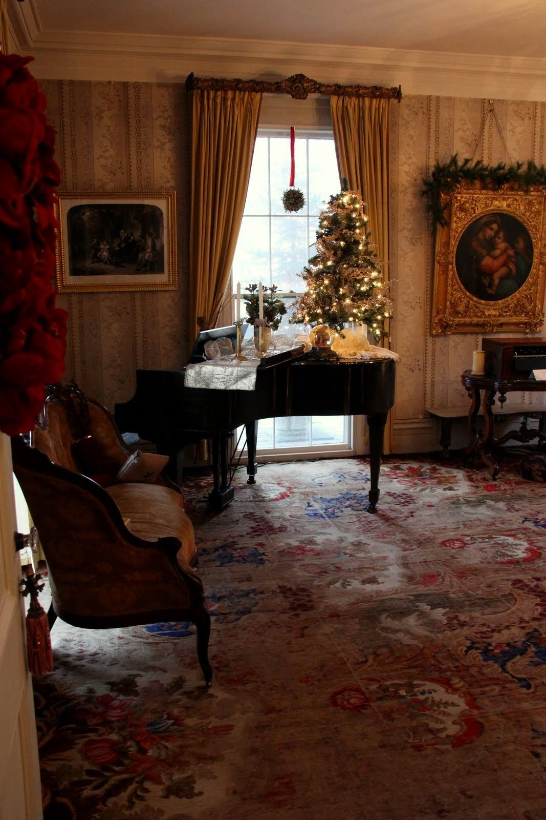 Aiken House & Gardens: The White Columns Historic Home
