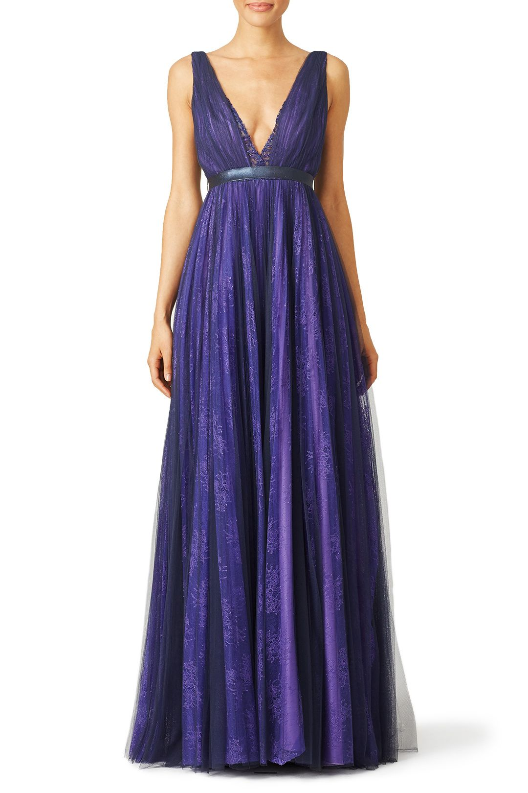 Rent Cassidy Gown by ML Monique Lhuillier for $150 only at Rent the ...
