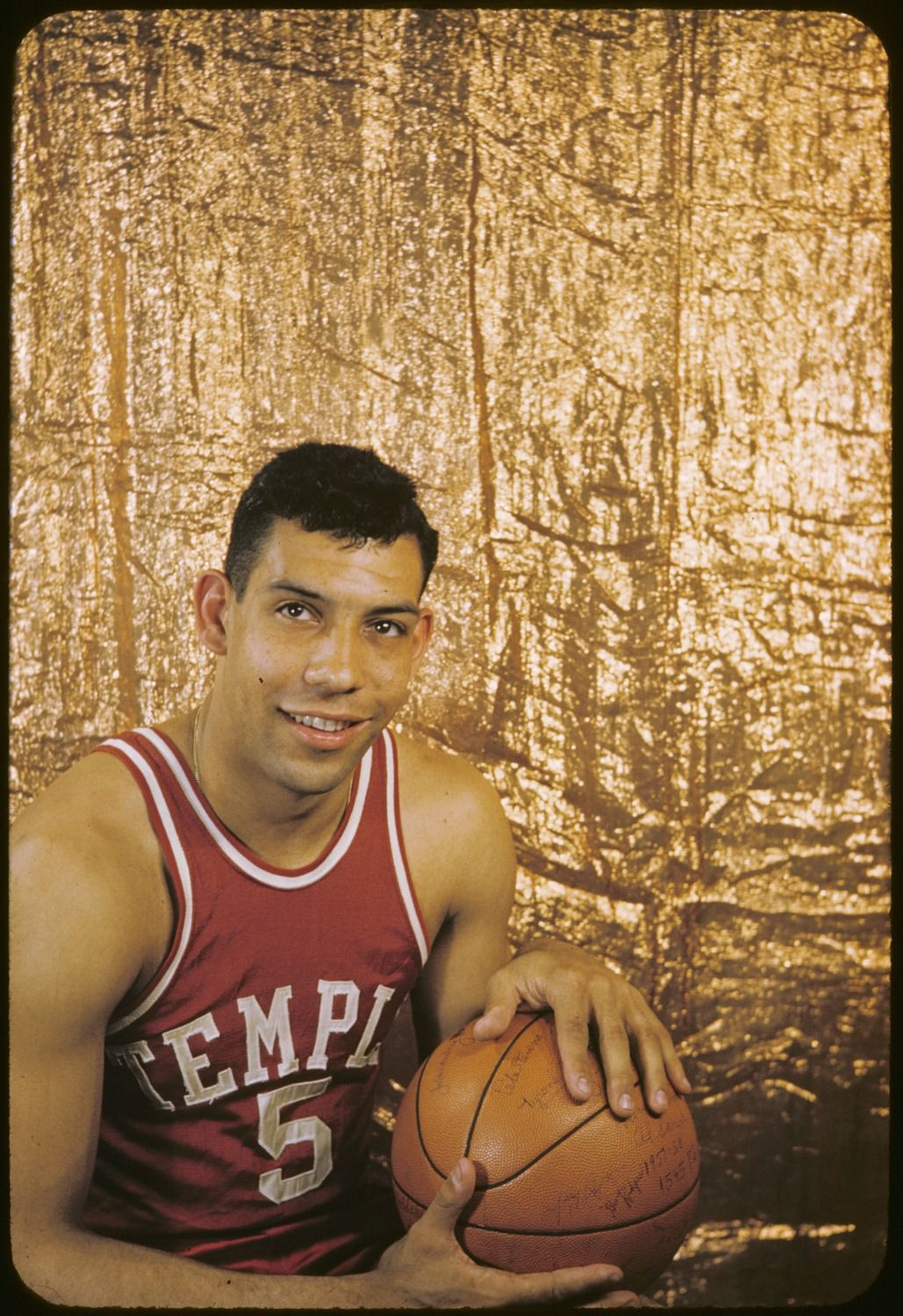 Guy Rodgers Basketball Guard Temple University 1958 May 24 by