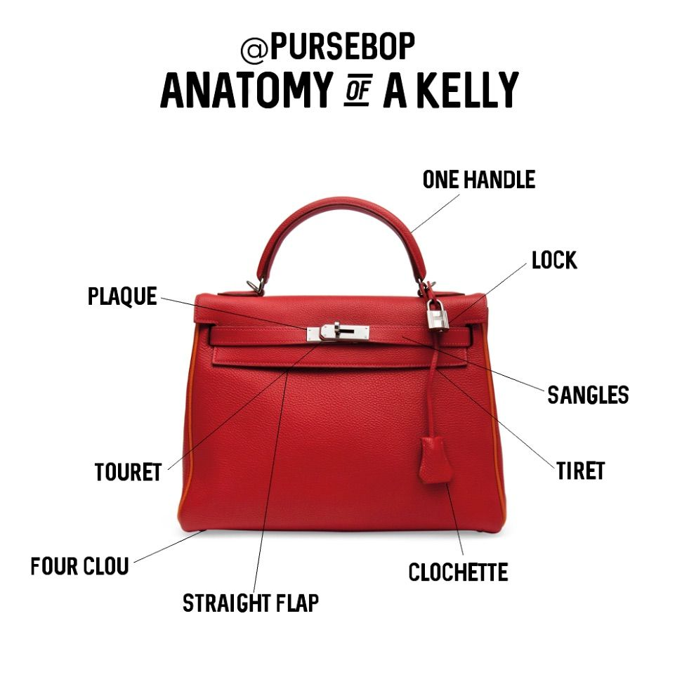 103c24972944 Get schooled in Hermes Birkin vs. Kelly 101! Read our most extensive  reference guide to date with features